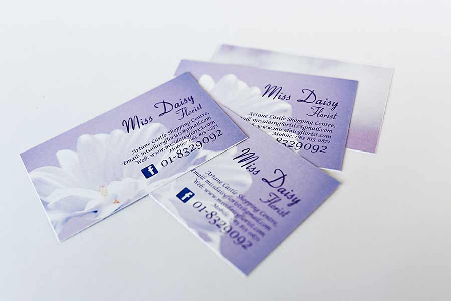 business card printing choices and solutions