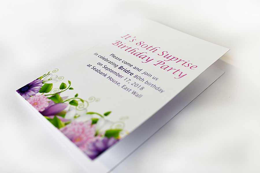 invitation printing dublin design and print invitations