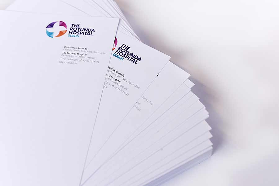 letterhead printing prices